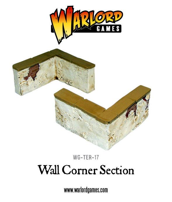Warlord Games Terrain Set - Stone Walls