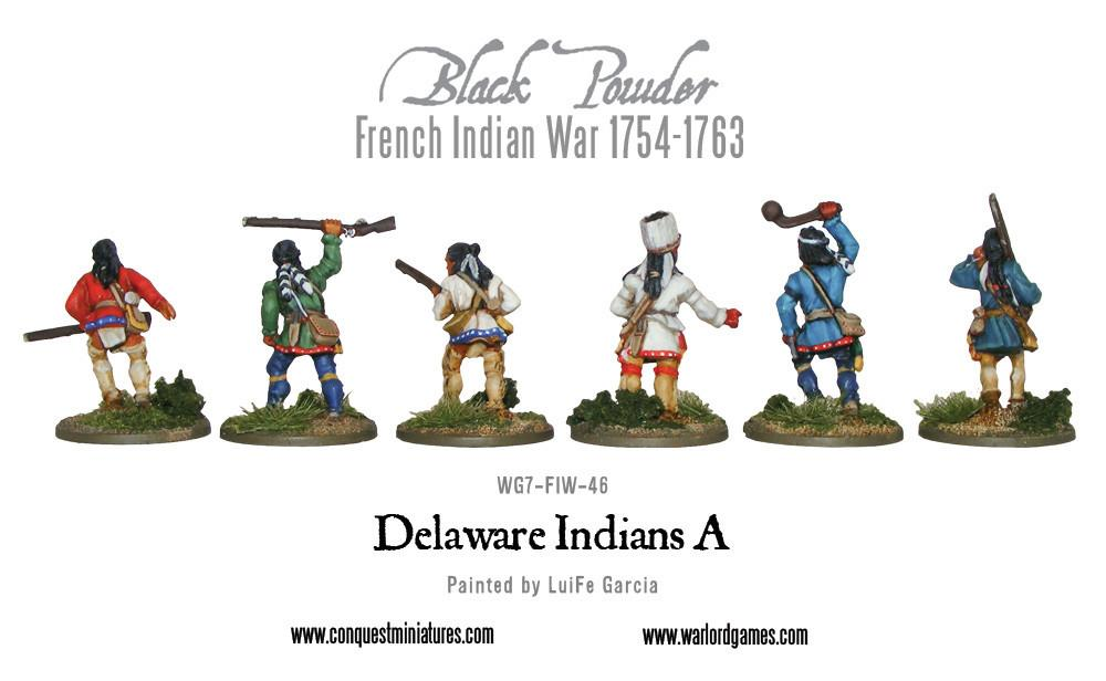 Delaware Indians A