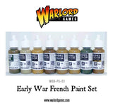 Early War French Paint Set