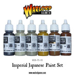 Imperial Japanese Paint Set