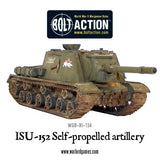 ISU-152 Self-propelled Gun