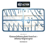 German Weapon Sprue