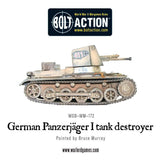 Panzerjager I tank destroyer