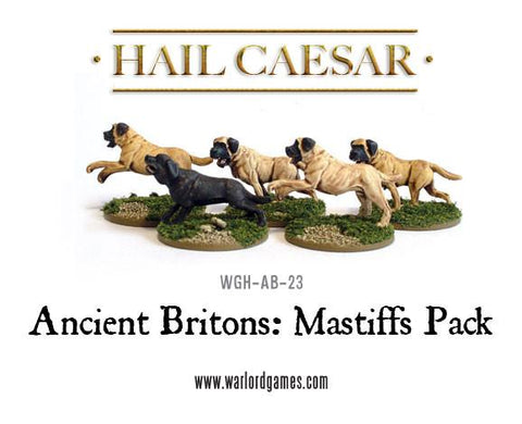 Ancient Britons: Mastiffs Pack