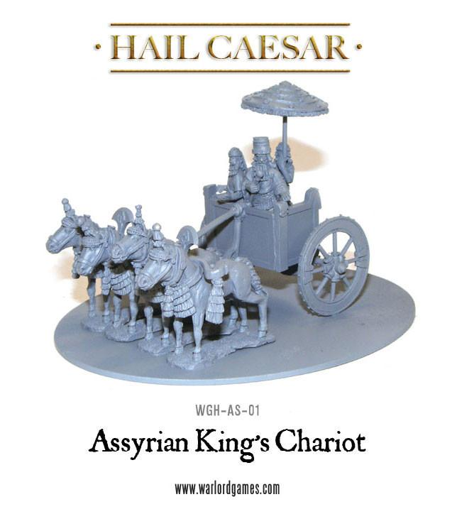 Assyrian King's Chariot