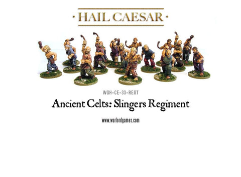 Ancient Celts: Slingers Regiment