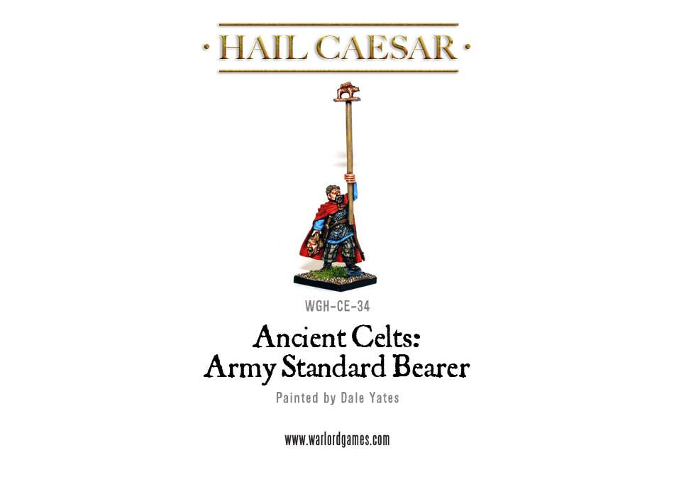 Ancient Celts: Army Standard Bearer