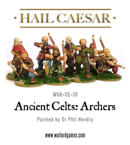 Ancient Celts: Archers