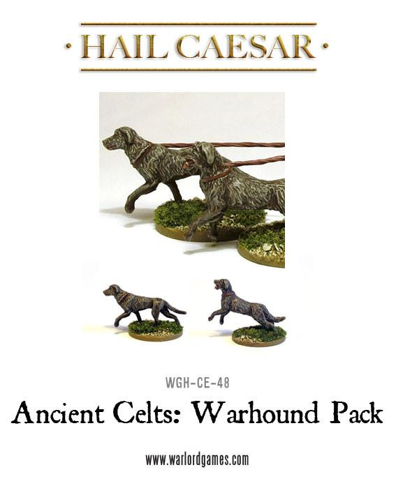 Ancient Celts: Warhound Pack