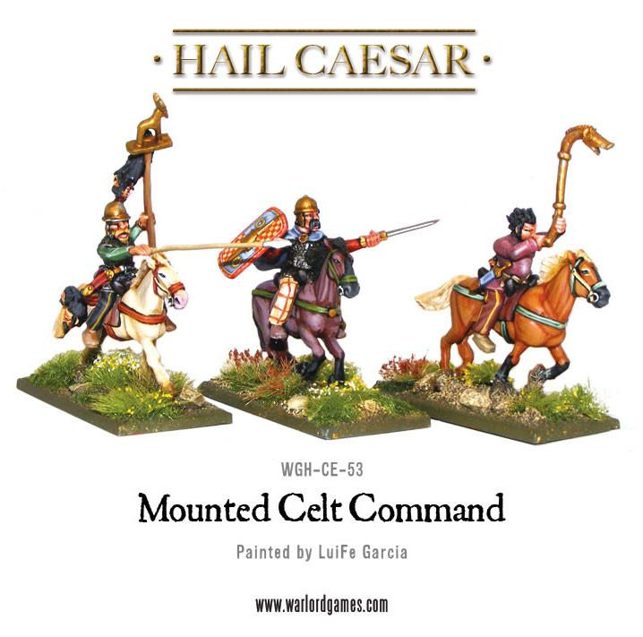 Mounted Celt Command