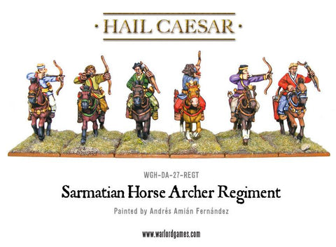 Sarmatian Horse Archers regiment