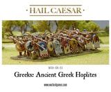 Greeks: Ancient Greek Hoplites