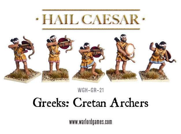 Greeks: Cretan Archers