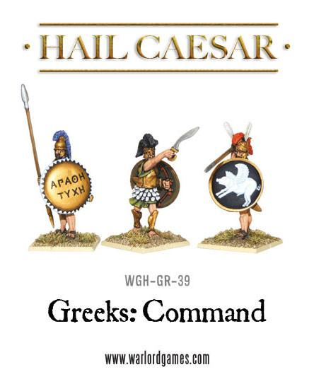 Greeks: Greek Command