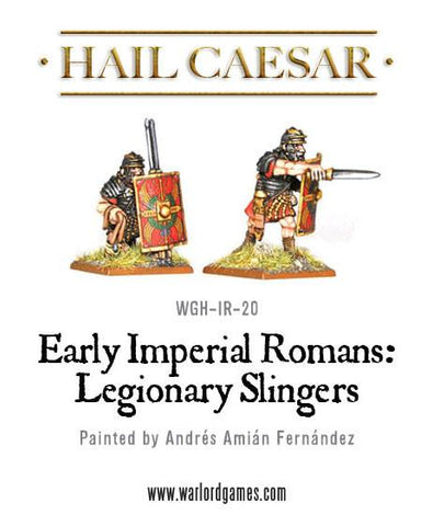 Early Imperial Romans: Legionary Slingers