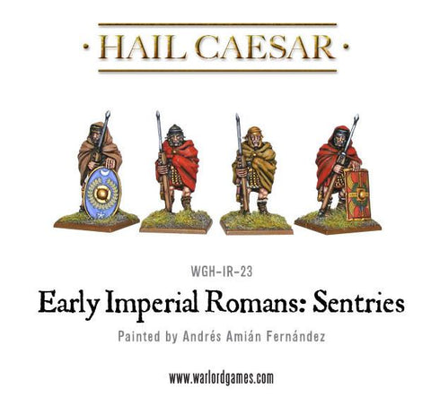 Early Imperial Romans: Sentries