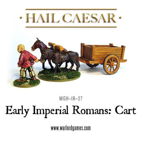 Early Imperial Romans: Cart