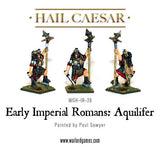 Early Imperial Romans: Aquilifer