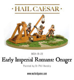 Early Imperial Romans: Onager