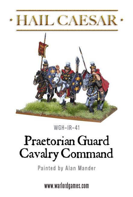 Early Imperial Romans: Praetorian Cavalry Command