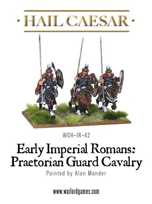 Early Imperial Romans: Praetorian Cavalry