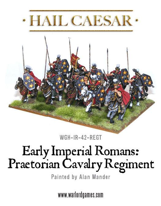 Early Imperial Romans: Praetorian Cavalry Regiment