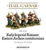 Early Imperial Romans: Eastern Auxiliary Archers