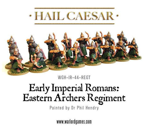 Early Imperial Romans: Eastern Auxiliary Archers Regiment