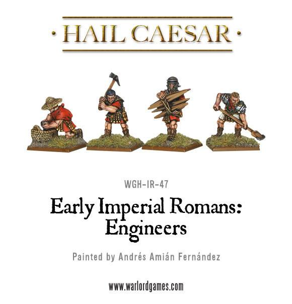 Early Imperial Romans: Engineers