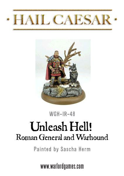 Early Imperial Romans: Roman General and Warhound