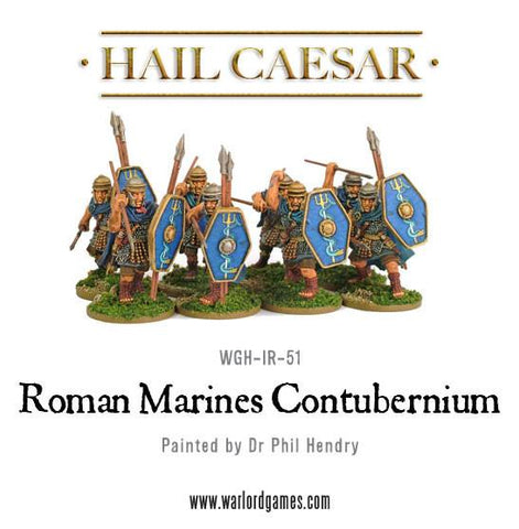 Early Imperial Romans: Marines Contubernium