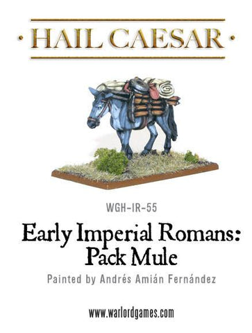 Early Imperial Romans: Pack Mule