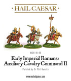 Early Imperial Romans: Auxiliary Cavalry Command Pack II
