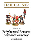 Early Imperial Romans: Auxiliary Command