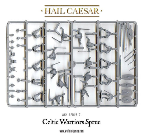Celtic Warriors sprue
