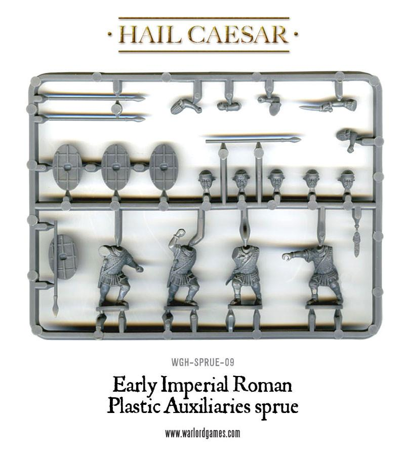 Imperial Roman Auxilliaries Sprue