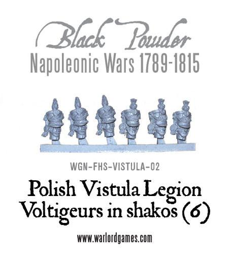 Polish Vistula Legion Voltigeurs in shakos (6)