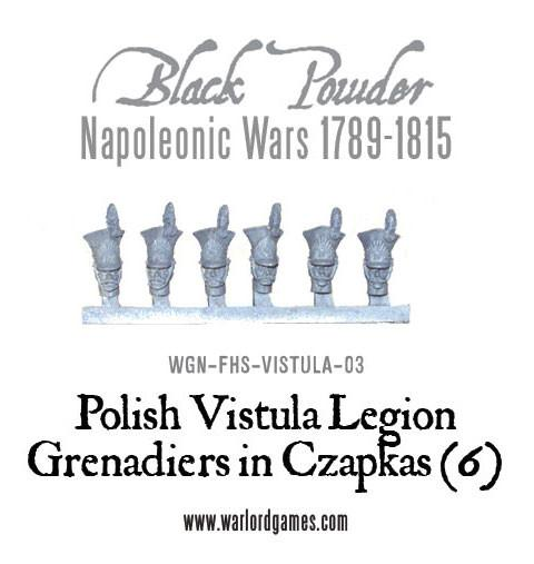 Polish Vistula Legion Grenadiers in czpaskas (6)