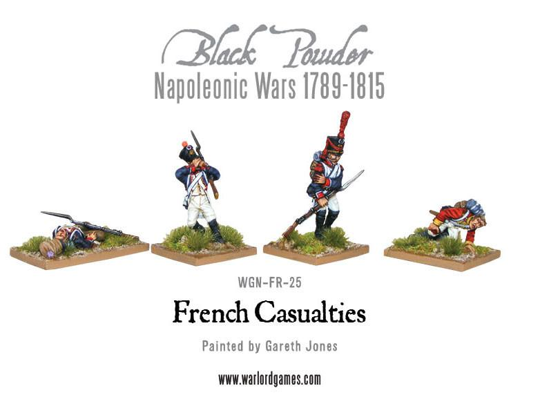 Napolenic French Casualties
