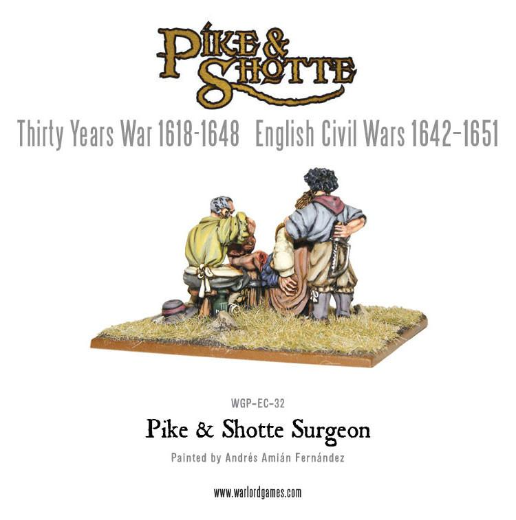 Pike & Shotte Surgeon