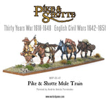 Pike & Shotte Mule Train