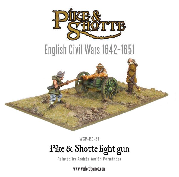Pike & Shotte light gun