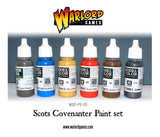 Scots Covenanter Paint Set