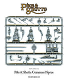 Pike & Shotte Command Sprue
