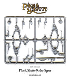 Pike & Shotte Riders Sprue