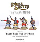 Thirty Years War Swordsmen