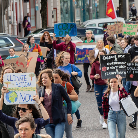 Earth Day March