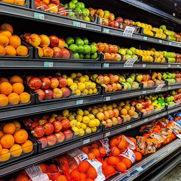 Fruit At Grocery Store