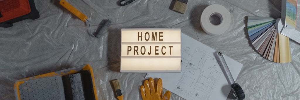 Home Projects Sign