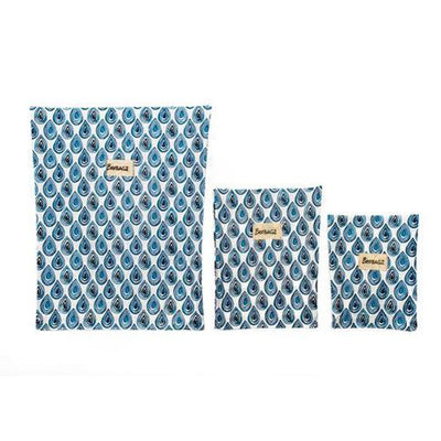 BeeBAGZ - Beeswax Bags - Starter Pack - Lochtree